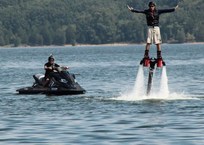 Nashville Flyboard At Percy Priest Lake Flyboard