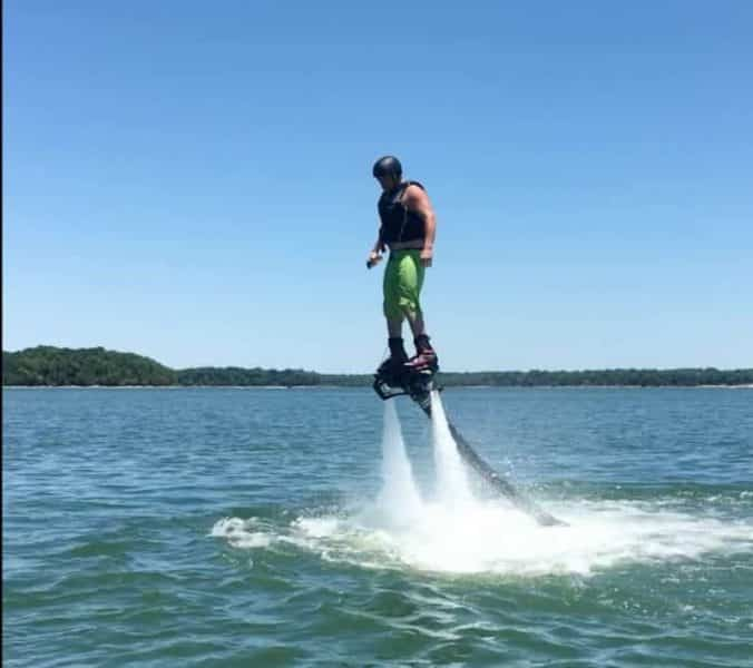 At Nashville FlyBoard