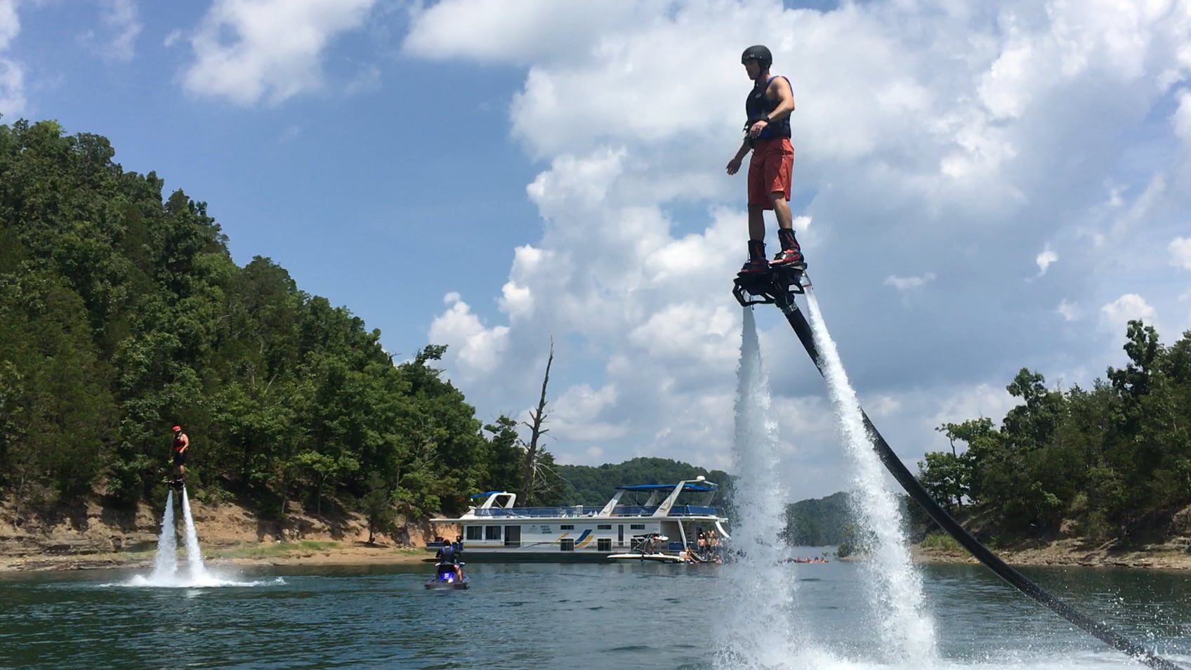 Nashville FlyBoard at Percy Priest Lake  FlyBoard, Hoverboard