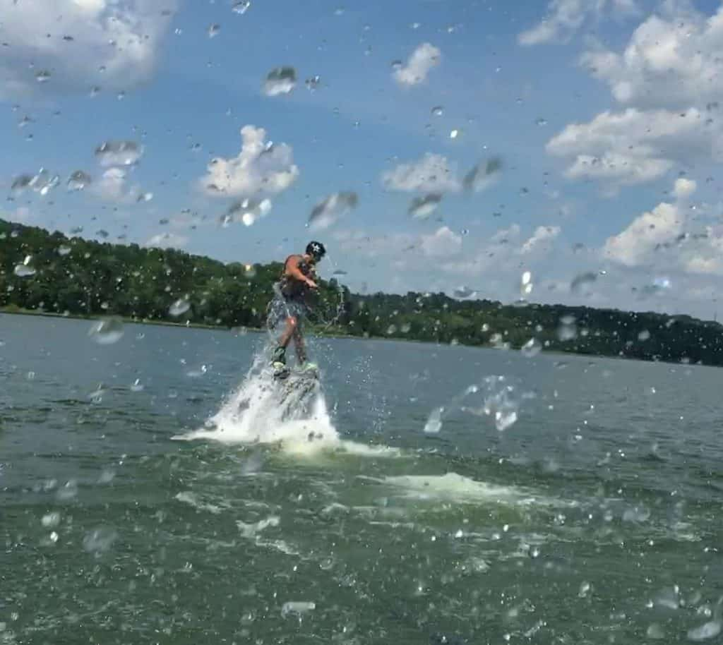 Nashville FlyBoard Instructor Myall 360