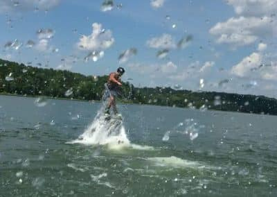 Nashville FlyBoard in Action