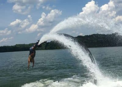 Dolphin Dive at Nashville FlyBoard