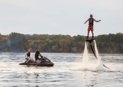 Lonely Planet Filming at Nashville FlyBoard