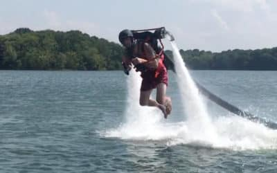 Zapata Racing JetPack Now Available at Nashville FlyBoard!