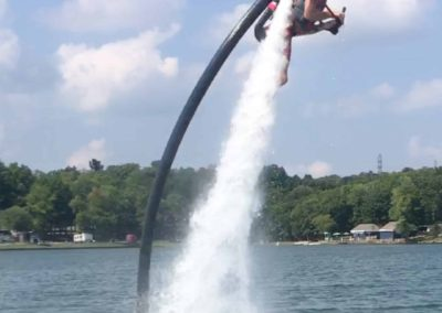 Zapata Racing Water JetPack at Nashville FlyBoard