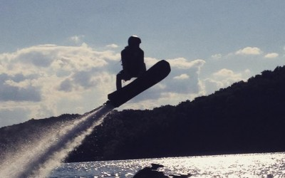 Experience The Hoverboard by ZR® FREE When You Book a FlyBoard® Session!