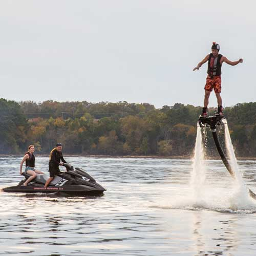 Lonely Planet Nashville FlyBoard