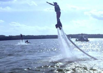 Party at Nashville FlyBoard