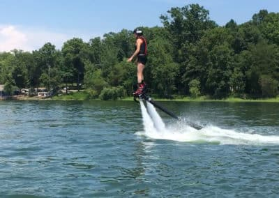 Bachelorette Party Nashville FlyBoard