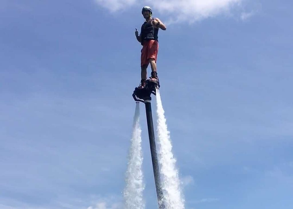 Group Flyboarding packages