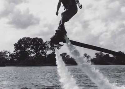 Flyboard at Center Hill Lake TN