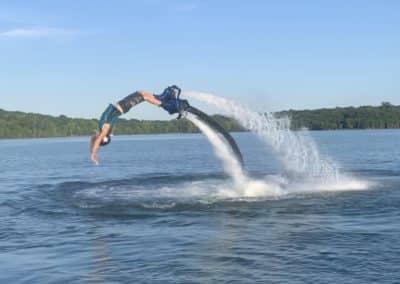 Back Dive