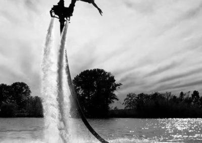 FlyBoard Backflip