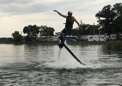 Fun Nashville Flyboard