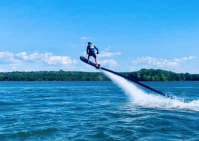 Hoverboarding Nashville FlyBoard