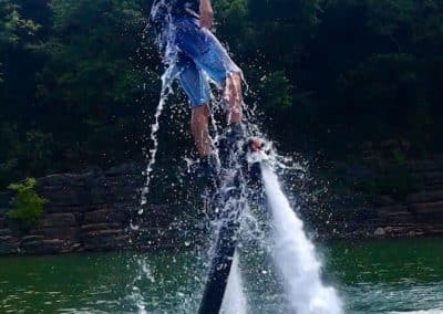 Nashville FlyBoard at CHL