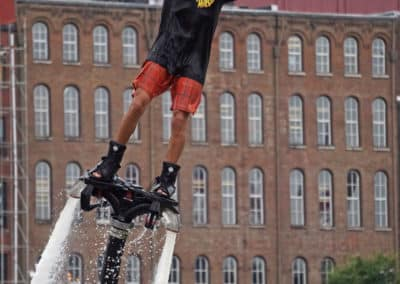 Nashville FlyBoard-Downtown-Promo-Ant-Man