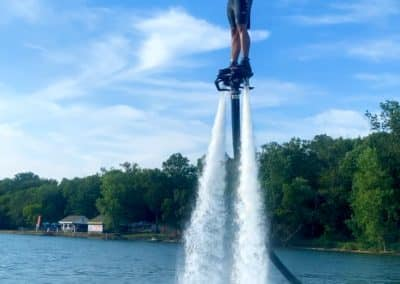 Nashville FlyBoard Percy Priest Lake